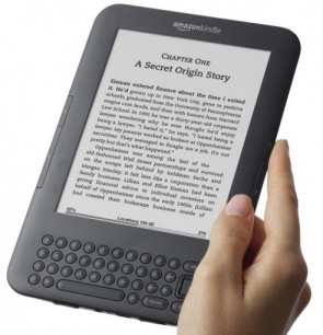 Kindle-real-world-matching-device